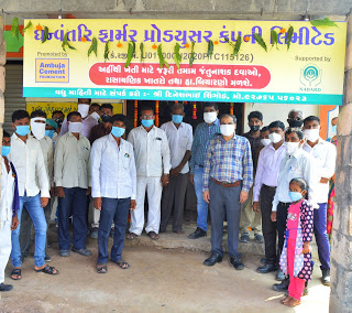 Building Farmer Capacity Amid COVID-19 & Lockdown