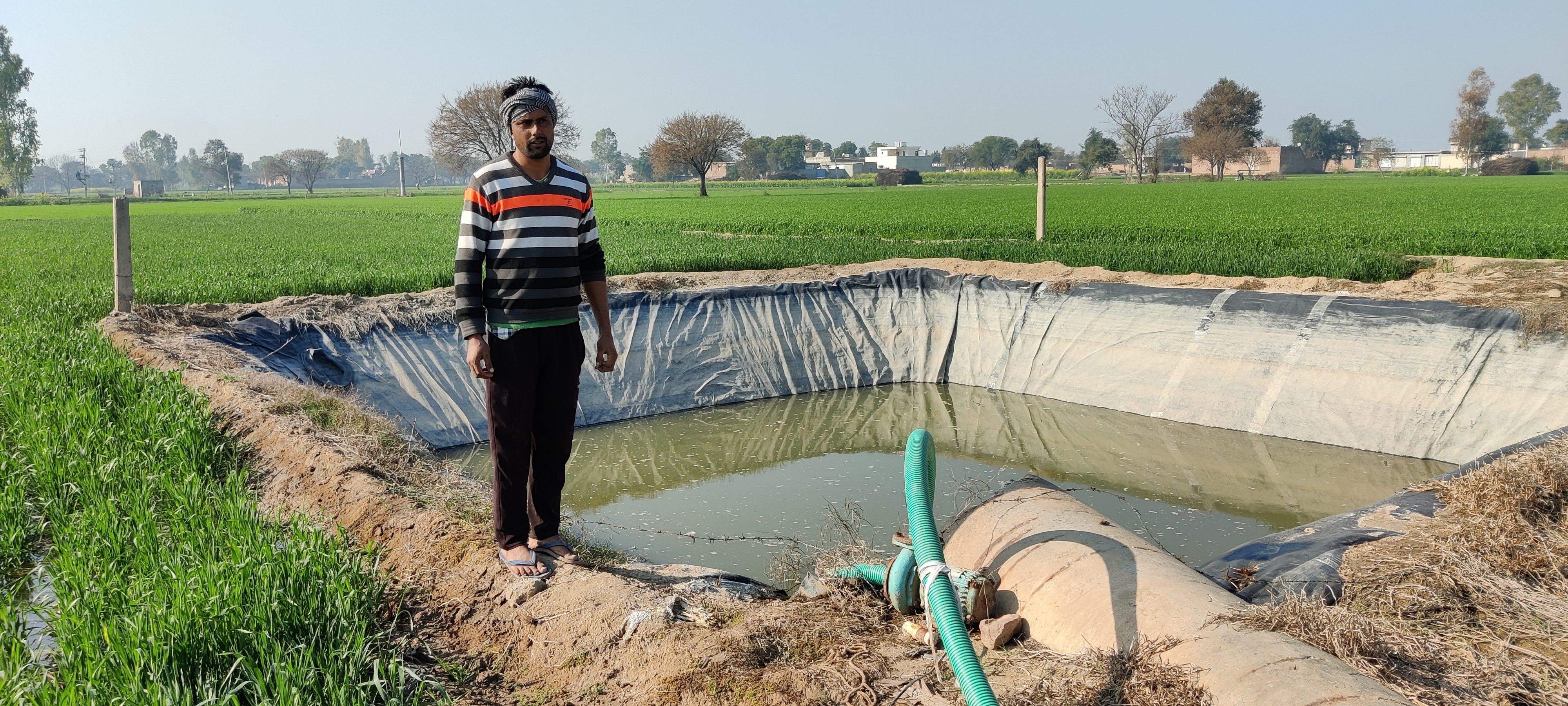 Behaviour Change at the Heart of India's Water Woes