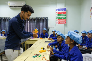 Skill Training Rural Youth Out of Poverty