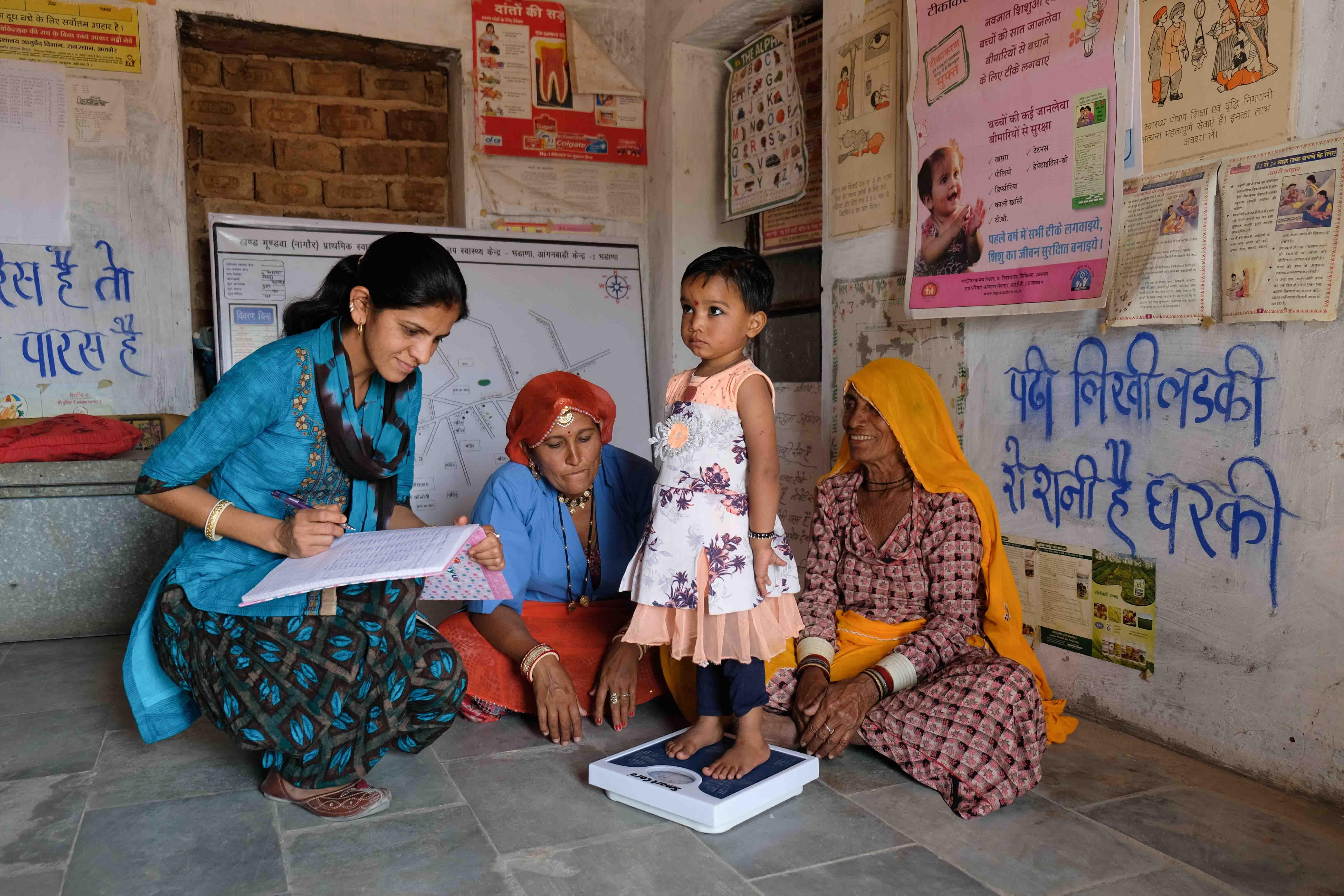 Addressing Malnutrition