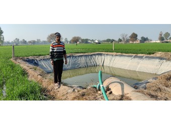Behaviour Change at the Heart of India's Water Woe...