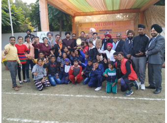 AMK Champions Reign at the Punjab Special Olympics...
