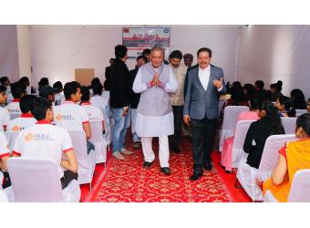 A royal visit to SEDI Nagaur