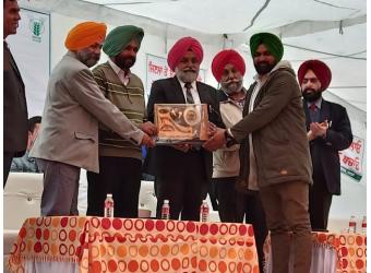 ACF Wins 'Best NGO' in Cotton - Punjab