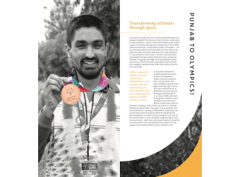 From Punjab to the Olympics - Transforming Attitud...