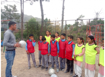 CII Collaborates with ACF for Sports in Schools