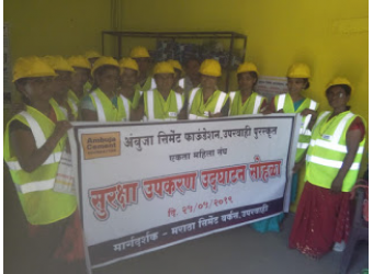 SHG Women Launch Health & Safety Outlet