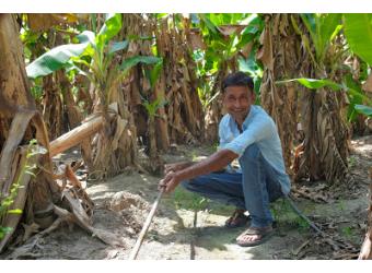 Farmers Invest More Crop Per Drop