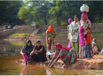 Community Works For Water