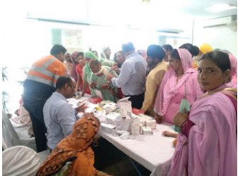 Promoting Health in Narlagah, Punjab