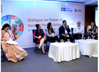 Dialogue on the Power of Gender Parity: Achieving ...
