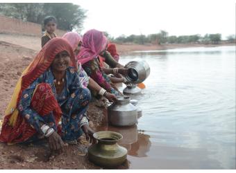 IndusInd Bank Invests in Water & Skills