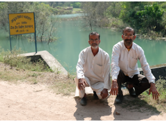 Primary Thrust - Watershed Development in Darlagha...
