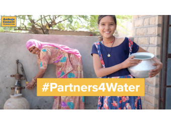 Creating Water Sufficient Households in Rajasthan