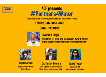 #Partners4Water Campaign