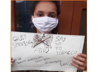 Creating Awareness on World No Tobacco Day