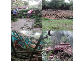 Cyclone Amphan - ACF's Relief Work in the Communit...