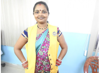 Case Study: From Child Marriage to Health Leader