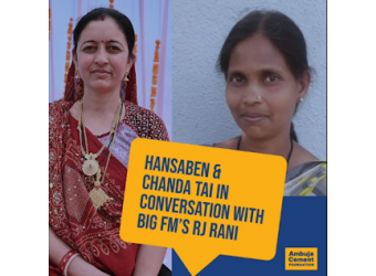 BIG FM Interviews Crusaders for Sanitation - World...