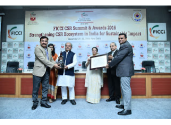 ACF Bags FICCI CSR Award 2015-16