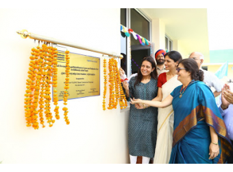 First Vocational Centre for Differently-abled!
