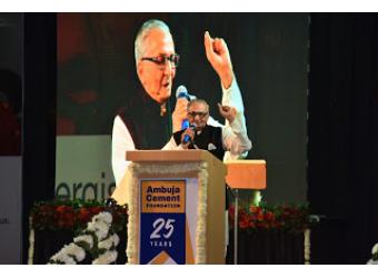 25 Year Celebrations at Ambujanagar, Gujarat