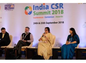 ACF Participates in India CSR Summit 2018