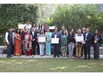 ACF Hosts 4th CSR Cafe in Delhi