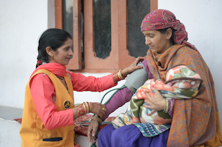 Women Hold the Key to Last Mile Reach in Healthcare